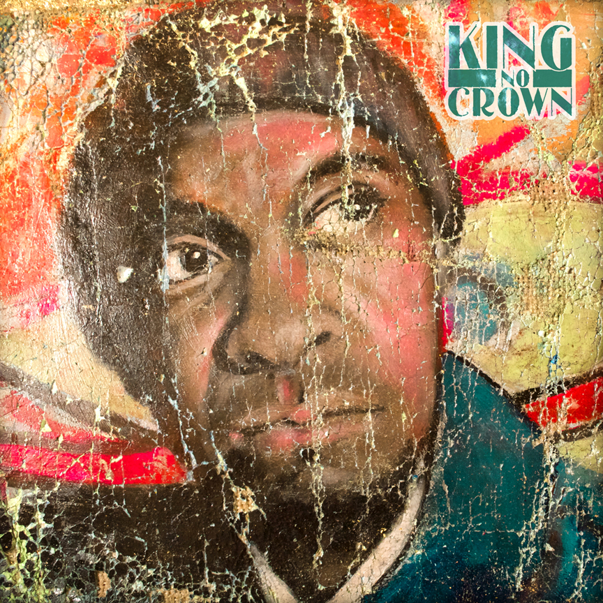 Blueprint King No Crown Cover