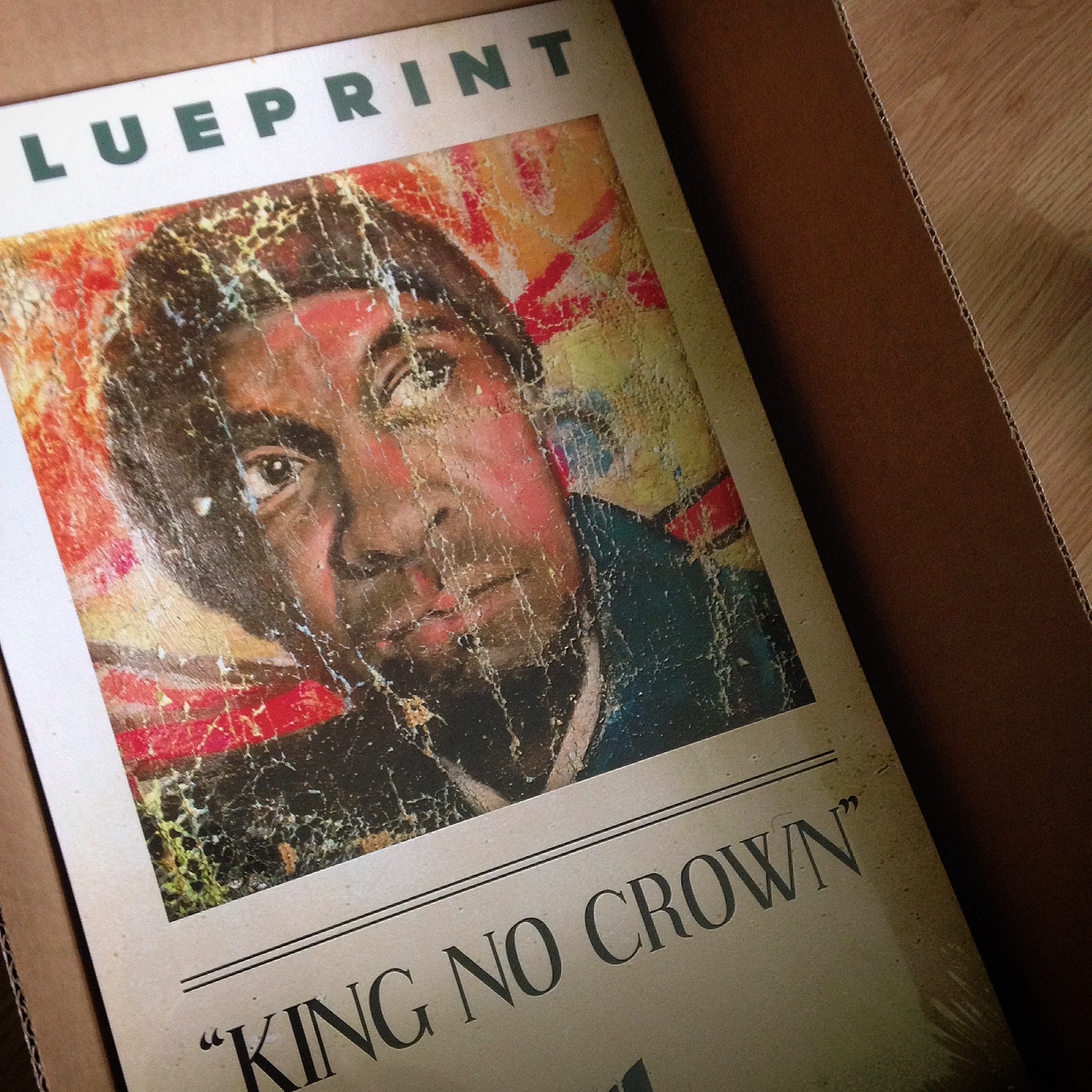 Blueprint king no crown weightless recordings blueprint king no crown malvernweather Choice Image