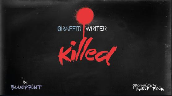 Graffiti Writer Killed (YouTube)